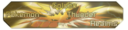 Pokemon: Golden Thunder Realms™