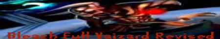 Bleach Full Vaizard Revised