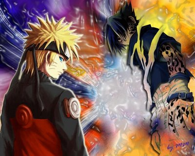 Naruto: The Crimson Invasion & Rebellion Of Raika Mura