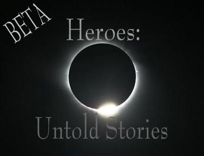Heroes: Untold Stories