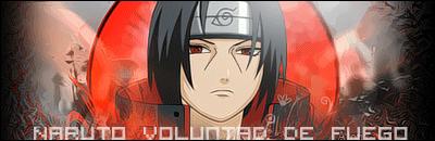 Naruto La Voluntad De Fuego